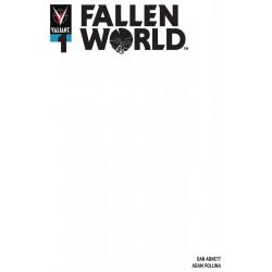FALLEN WORLD 1 CVR E BLANK