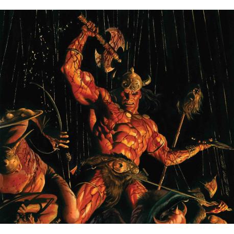 SAVAGE SWORD OF CONAN 5
