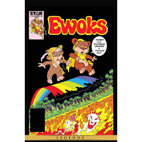 TRUE BELIEVERS STAR WARS EWOKS 1