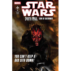 TRUE BELIEVERS STAR WARS DARTH MAUL 1