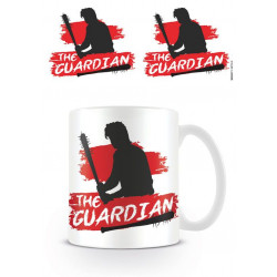 THE GUARDIAN STEVE STRANGER THINGS BOXED MUG