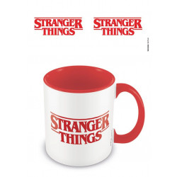 LOGO STRANGER THINGS BOXED MUG