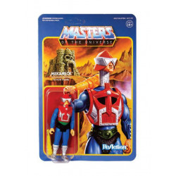 MEKANECK MASTERS OF THE UNIVERSE WAVE 4 REACTION FIGURE 10 CM