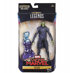 TALOS CAPTAIN MARVEL MOVIE MARVEL LEGENDS ACTION FIGURE