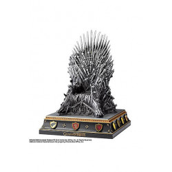 IRON THRONE GAME OF THRONES BOOK ENDS REPLICA