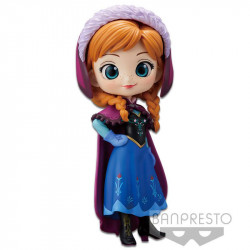 ANNA SNOW GEAR FROZEN DISNEY Q POSKET FIGURE