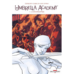 UMBRELLA ACADEMY 01. LA SUITE APOCALYPTIQUE NED - T1