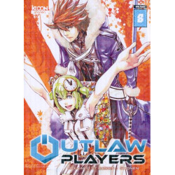 OUTLAW PLAYERS T08 - VOL08