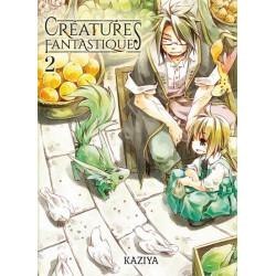 CREATURES FANTASTIQUES - TOME 2 - VOL02