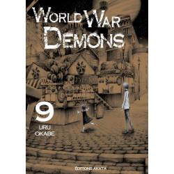 WORLD WAR DEMONS - TOME 9 - VOL09