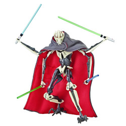 GENERAL GRIEVOUS STAR WARS THE BLACK SERIES 6 INCH ACTION FIGURE