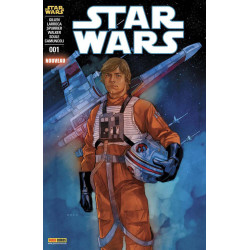 STAR WARS N 1 (COUVERTURE 1/2)