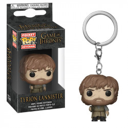 TYRION LANNISTER GAME OF THRONES POCKET POP! KEYCHAIN