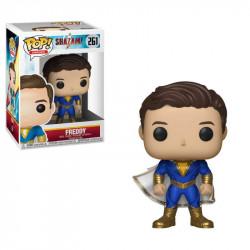 FREDDY SHAZAM DC COMICS POP! HEROES VYNIL FIGURE