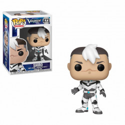 SHIRO VOLTRON LEGENDARY DEFENDERS POP! ANIMATION VYNIL FIGURE