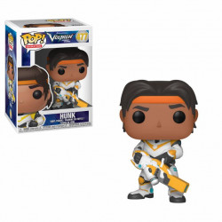 HUNK VOLTRON LEGENDARY DEFENDERS POP! ANIMATION VYNIL FIGURE