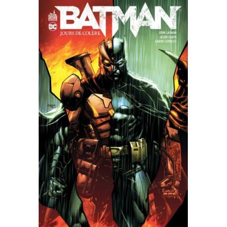 BATMAN JOURS DE COLERE - DC RENAISSANCE