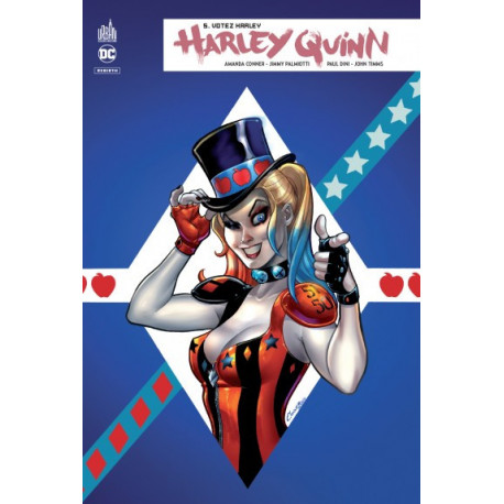 HARLEY QUINN REBIRTH TOME 5 - DC REBIRTH