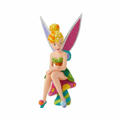 TINKER BELL ON MUSHROOM BY BRITTO