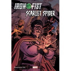 DAMNATION: IRON FIST & SCARLET SPIDER