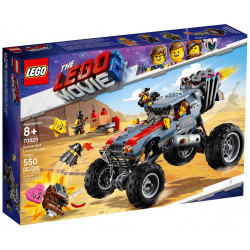 EMMET AND LUCY'S ESCAPE BUGGY LEGO MOVIE 2 BOX 70829