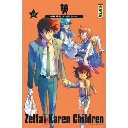 ZETTAI KAREN CHILDREN, TOME 37