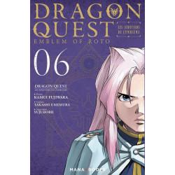 DRAGON QUEST - LES HERITIERS DE L'EMBLEME T06