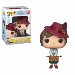 MARY POPPINS WITH BAG MARY POPPINS RETURNS DISNEY VYNIL POP! FIGURE