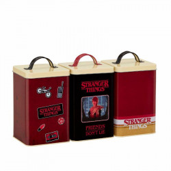 STRANGER THINGS STORAGE SET