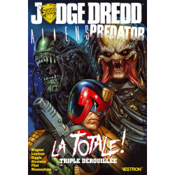 JUDGE DREDD / ALIENS / PREDATOR : LA TOTALE !