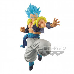 SUPER SAIYAN BLUE GOGETA DRAGONBALL SUPER ULTIMATE SOLDIERS PVC FIGURE