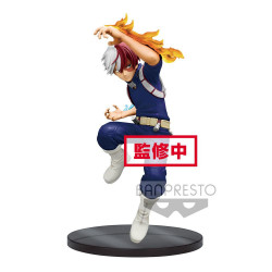 TODOROKI SHOTO MY HERO ACADEMIA THE AMAZING HEROES VOL 2 PVC FIGURE