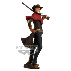 RORONOA ZORO ONE PIECE STATUETTE PVC TREASURE CRUISE WORLD JOURNEY 22 CM