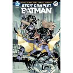 RECIT COMPLET BATMAN 12 L EPIDEMIE A GOTHAM!