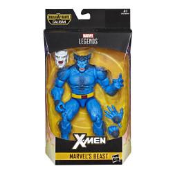 BEAST X-MEN MARVEL LEGENDS ACTION FIGURE