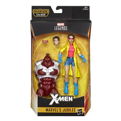 JUBILEE X-MEN MARVEL LEGENDS ACTION FIGURE