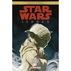 STAR WARS ICONES 08 : YODA - STAR WARS - ICONES - T8