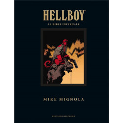 HELLBOY - LA BIBLE INFERNALE (NOUVELLE EDITION)