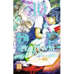 PLATINUM END T10