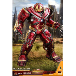 HULKBUSTER POWER POSE SERIES 1/6 SCALE AVENGERS INFINITY WAR ACTION FIGURE