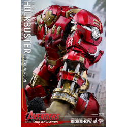 HULKBUSTER DELUXE VERSION MOVIE MASTERPIECE AVENGERS AGE OF ULTRON ACTION FIGURE