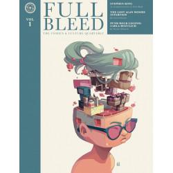 FULL BLEED COMICS CULTURE QUARTERLY HC VOL 1 NEW EDITION