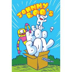 JOHNNY BOO BIG BOO BOX SLIPCASE ED HC