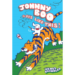 JOHNNY BOO HC VOL 7 JOHNNY BOO GOES LIKE THIS