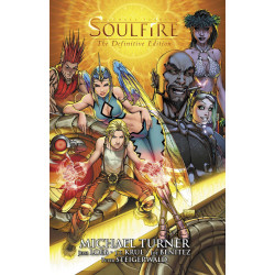 MICHAEL TURNER SOULFIRE TP VOL 1 DEFINITIVE ED