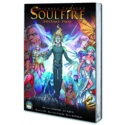 MICHAEL TURNER SOULFIRE TP VOL 2 DRAGON FALL