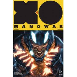 X-O MANOWAR 2017 TP VOL 4 VISIGOTH
