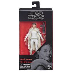 PADME AMIDALA STAR WARS ATTACK OF THE CLONES BLACK SERIES ACTION FIGURE