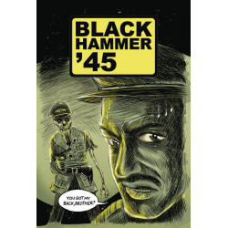 BLACK HAMMER 45 FROM WORLD OF BLACK HAMMER 4 CVR A KINDT