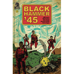 BLACK HAMMER 45 FROM WORLD OF BLACK HAMMER 1 CVR A KINDT